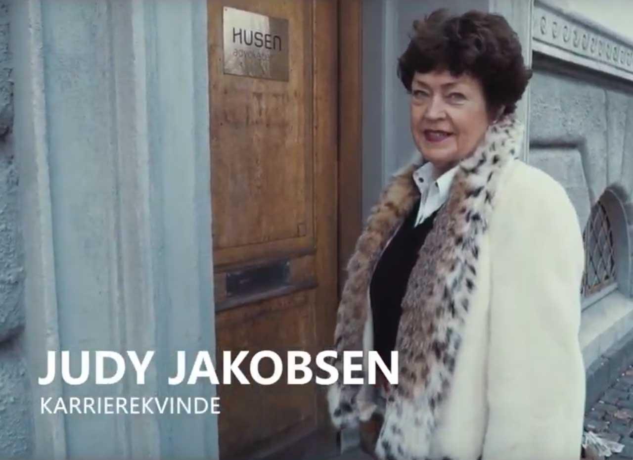 Karrierekvinden Judy